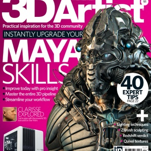 3D Artist - Clarisse Explored: get to grips with the powerful 3D tool used on Star Wars
