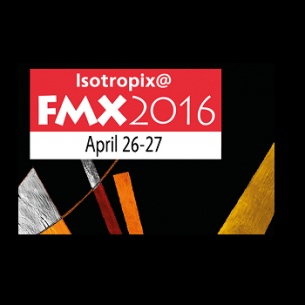 Isotropix will be attending FMX 2016.