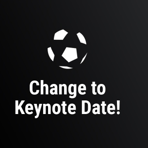 Change to London Keynote Date