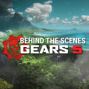 Behind the scenes: Gears of War 5