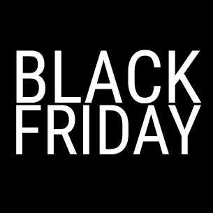 WE LOVE SALES! BLACK FRIDAY IS BACK!