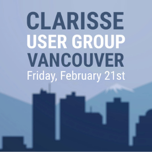 Clarisse User Group in Vancouver - February 2020