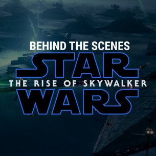 Behind the scenes Star Wars: The Rise of Skywalker