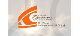 Clarisse iFX 2.0 Preview at Siggraph 2014