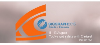 Clarisse iFX days at Siggraph 2015: updated schedule