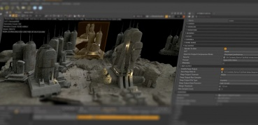 How to simplify Clarisse scenes and export to Maya