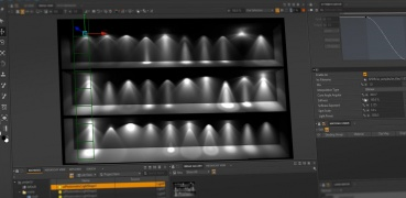 Working with IES light profiles