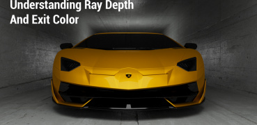 Understanding Ray Depth And Exit Color