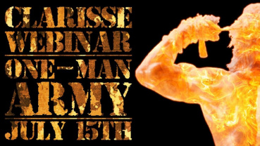 Clarisse Webinar: One-Man Army