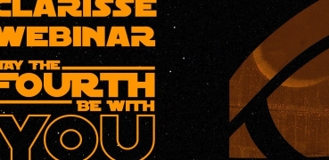 Clarisse Webinar: May the fourth