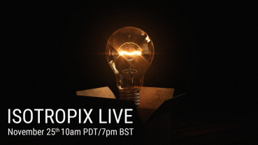 Isotropix Live: Thinking out the box