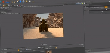 Animation workflow using variables to change shot